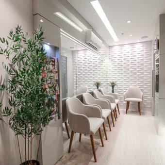 clinica dox sala de espera